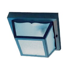 Builder's Choice 1 Light Flush Mount