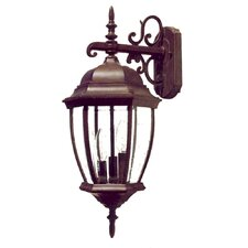 Wexford 3 Light Wall Lantern
