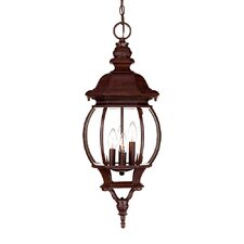 Chateau 4 Light Outdoor Hanging Lantern