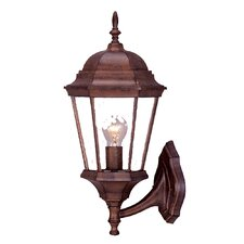 <strong>Acclaim Lighting</strong> Richmond 1 Light Wall Lantern
