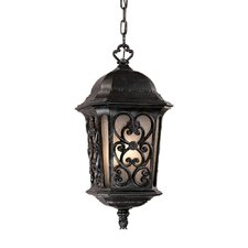 Manorgate 4 Light Outdoor Hanging Lantern