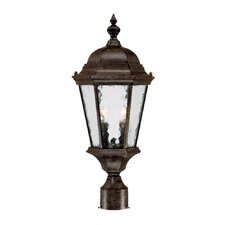 <strong>Acclaim Lighting</strong> Telfair 2 Light Outdoor Post Lantern