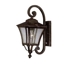 Tuscan 1 Light Wall Lantern