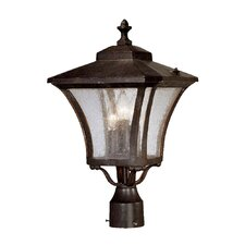 <strong>Acclaim Lighting</strong> Tuscan 3 Light Outdoor Post Lantern