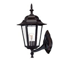 <strong>Acclaim Lighting</strong> Camelot 1 Light Wall Lantern