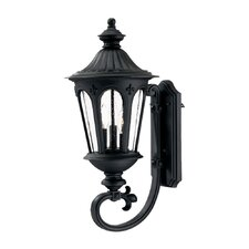 Marietta 3 Light Wall Lantern