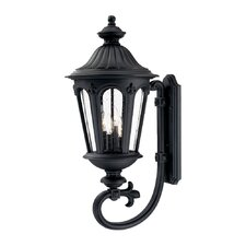 Marietta 4 Light Wall Lantern