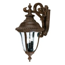 Windsor 3 Light Wall Lantern
