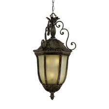 Renaissance 6 Light Outdoor Hanging Lantern