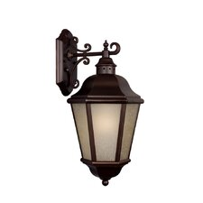 <strong>Acclaim Lighting</strong> Beaufort ES 1 Light Wall Lantern