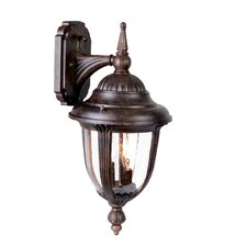 <strong>Acclaim Lighting</strong> Monterey 1 Light Wall Lantern