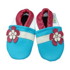 <strong>Augusta Baby</strong> Aloha Soft Sole Leather Baby Shoes