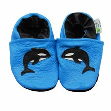 Orca Soft Sole Leather Baby Shoes