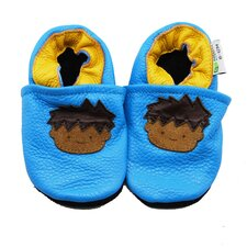 <strong>Augusta Baby</strong> Little Boy Soft Sole Leather Baby Shoes