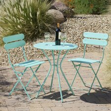 Sol 3 Piece Bistro Dining Set
