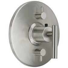 Montara Styletherm Two Volume Controls Shower Trim