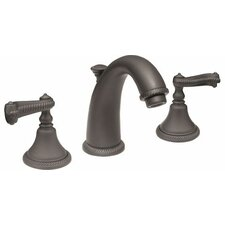 Santa Monica Double Handle Widespread Lavatory Faucet