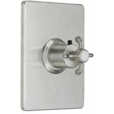 Humboldt Styletherm Square Trim Only with Rough Valve