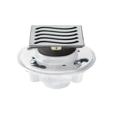 Deluxe Wave Shower Drain Set