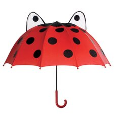 <strong>Kidorable</strong> Ladybug Umbrella
