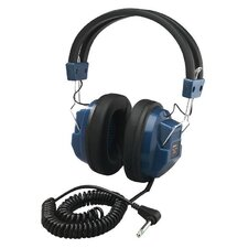 <strong>Hamilton Electronics</strong> 2900 Series Dynamic Headphones with Coiled Cord