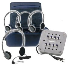 4 Person MP3 Listening Center