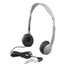 Multimedia Personal Educational Headphone with Leatherette Ear Cushion