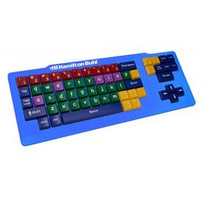 Kids Keyboard with Oversize Keys and USB Connection