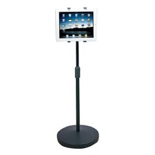 <strong>Hamilton Electronics</strong> iPad/Tablet Universal Mount Floor Stand