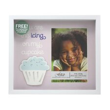 Expressions Gilly Cupcake Expressions Shadowbox Picture Frame