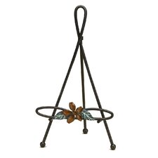 <strong>Fetco Home Decor</strong> Stylish Solutions Vivianna Floral Easel