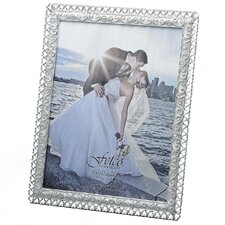 <strong>Fetco Home Decor</strong> Wedding Paloma Polished Picture Frame