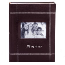 <strong>Fetco Home Decor</strong> Sawyer Family Multi Size Page Picture Album