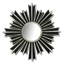 <strong>Fetco Home Decor</strong> Arlo Sunburst Wall Mounted Mirror