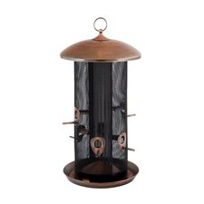 Stokes Select High Capacity Twin Chamber Tube Bird Feeder