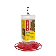 <strong>Hiatt Manufacturing</strong> Scarlet Hummingbird Feeder (Set of 2)