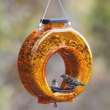 Canteen Decorative Bird Feeder (Set of 2)
