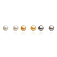 Cultured Pearl Earrings Box Set