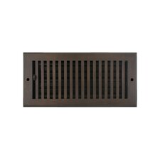 "5.5"" x 11.5"" Flat Vent with Damper"