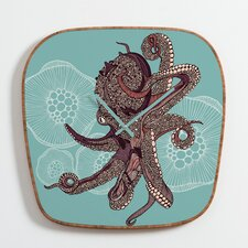 Valentina Ramos Octopus Bloom Clock