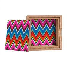 Holli Zollinger Chevron Boheme Storage Box