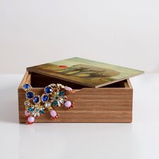 Terry Fan Truce Jewelry Box