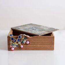 <strong>DENY Designs</strong> Iveta Abolina French Blue Jewelry Box