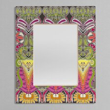 Sharon Turner Aphrodites Garden Rectangular Mirror