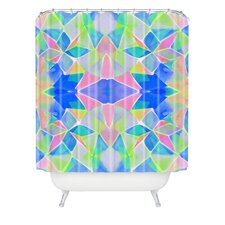 Amy Sia Chroma Polyester Shower Curtain
