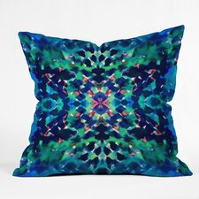 <strong>DENY Designs</strong> Amy Sia Water Dream Polyester Throw Pillow
