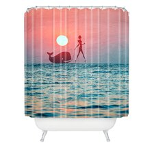 Belle 13 Fancy Pet Shower Curtain