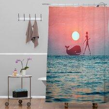 Belle 13 Fancy Pet Shower Curtain