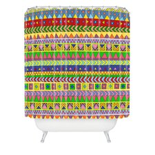 <strong>DENY Designs</strong> Bianca Woven Polyester Forever Young Shower Curtain