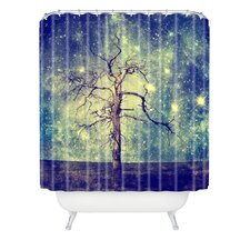 <strong>DENY Designs</strong> Belle13 As Old As Time Polyester Shower Curtain